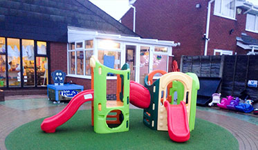 Day Nursery Play Area