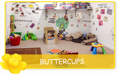 Buttercups Room